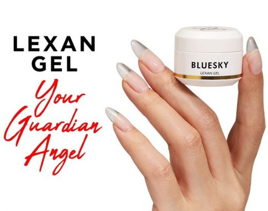 "Bluesky Presents Latest Innovation ""Lexan Gel"" to Repair and Strengthen Nails"