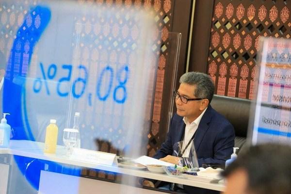 President Director Bank BRI, Sunarso