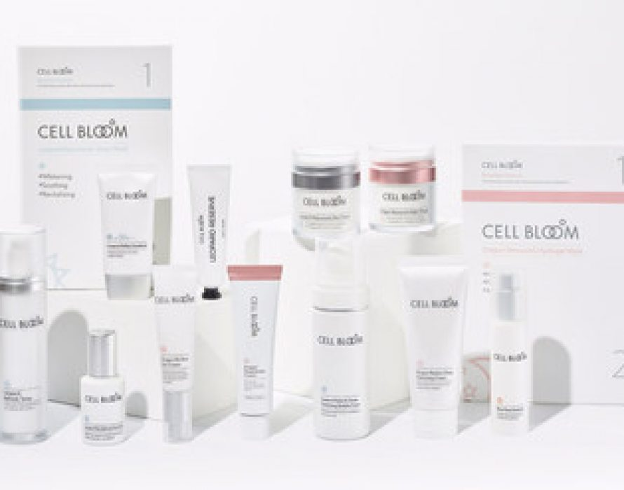 'CELL BLOOM' cosmetics by Korean skin experts DongKoo Bio&Pharma to return at Cosmoprof Asia during Digital Week