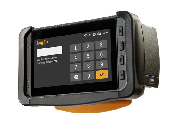Crown Equipment's InfoLink system.
