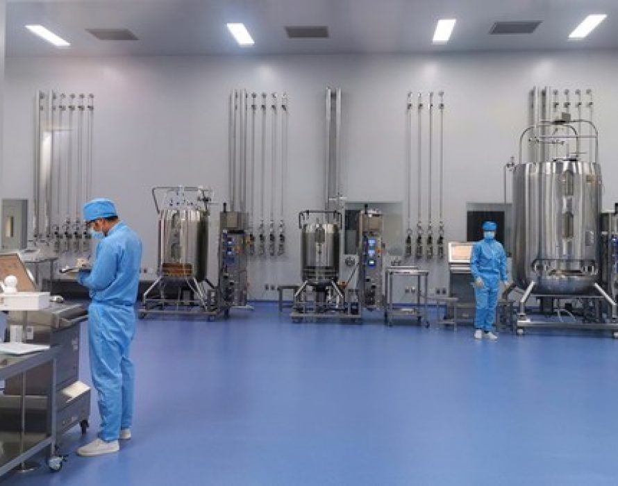 Cytiva supports Clover Biopharmaceuticals to scale up the output of its vaccine candidate