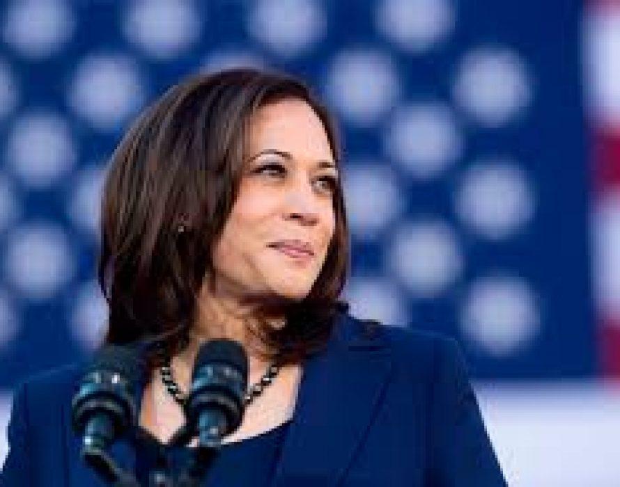 Kamala Harris: First US woman vice president-elect