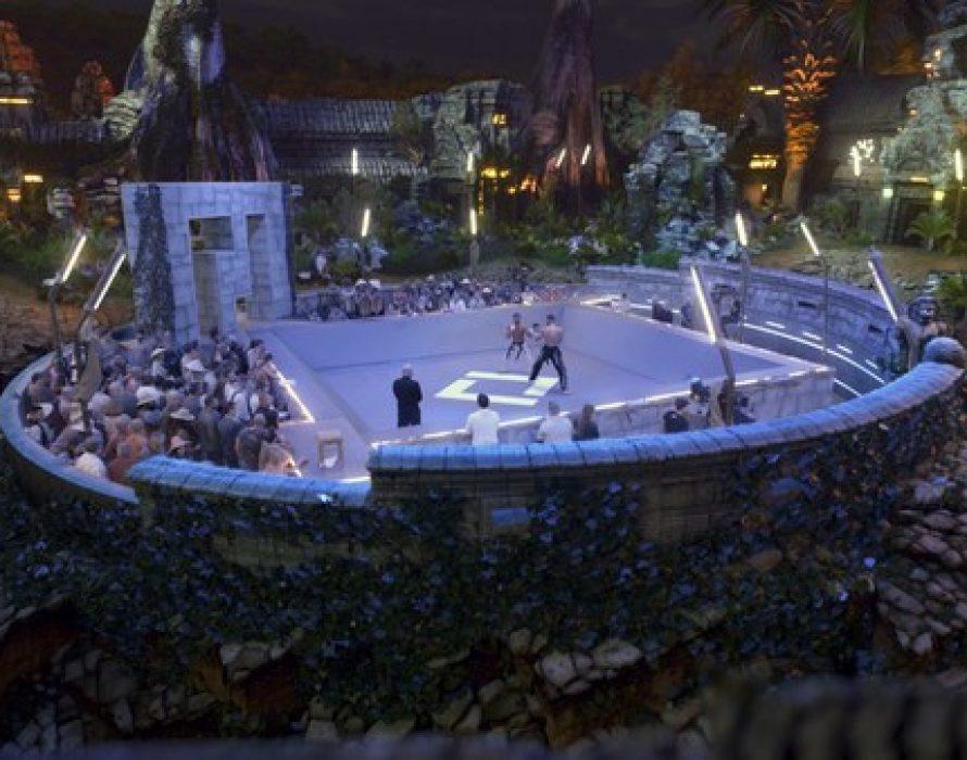 Falcon's Creative Group Brings Virtual Worlds to Karate Combat Season 2