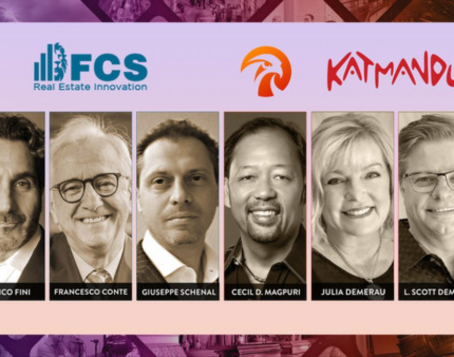 FCS Real Estate Innovation Partners with Falcon's Creative Group and Katmandu Group to Create Cutting-Edge Story-Based Attractions Across Europe