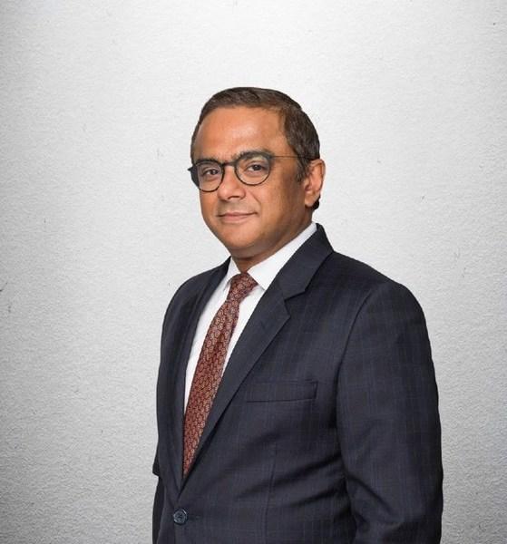 Farooq Siddiqi, Co-CEO of #dltledgers