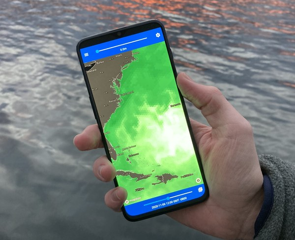 Pulse provides difficult to find water quality data, such as chlorophyll concentrations, that deliver valuable insights for fish, shellfish, and seaweed farmers.