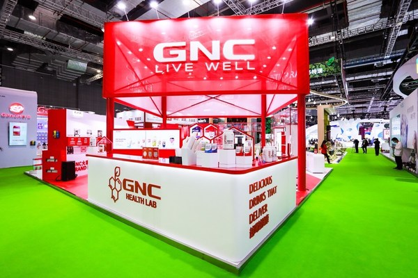 GNC at the 3rd China International Import Expo(CIIE)