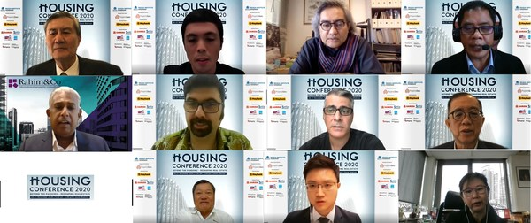 Distinguished Guest and Speaker of REHDA Institute Webinar: Housing Conference: Beyond the Pandemic – Reshaping Real Estate   26 & 27 November 2020