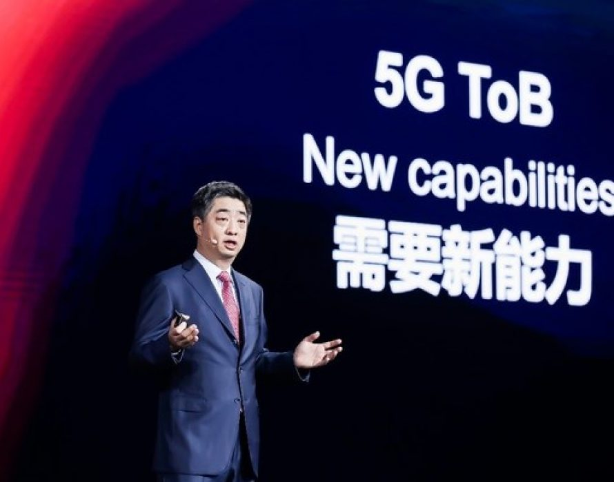 Huawei's Ken Hu: 5G Creates New Value for Industries and New Growth Opportunities