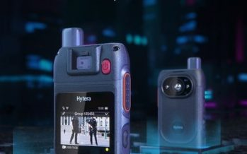 Hytera Launched Latest Ultra-thin, Smart Bodycam VM580D