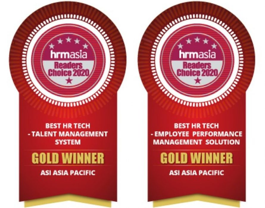 Indonesia Wins 2 Gold for Best HR Tech