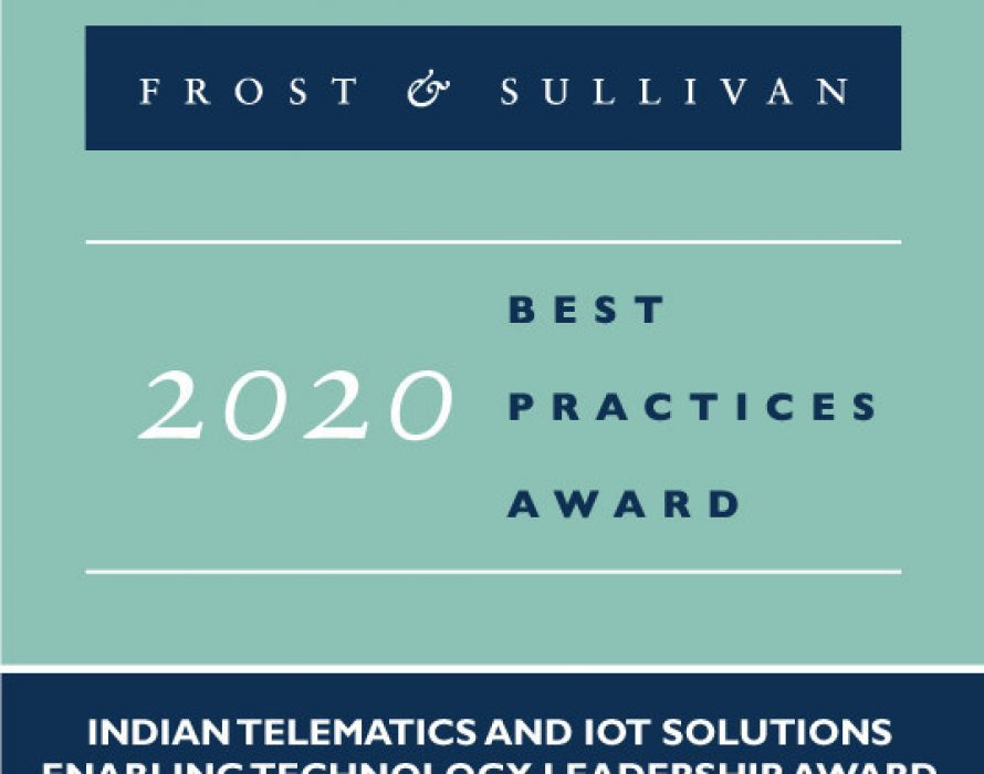 iTriangle Lauded by Frost & Sullivan for its End-to-end Automotive Telematics Solutions for a Diverse Range of Customers