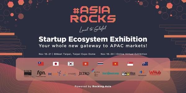 #AsiaRocks - Your Whole New Gateway to APAC Markets!