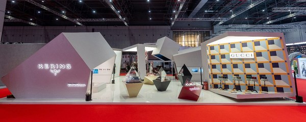 Kering and all its Houses are participating in the China International Import Expo (CIIE) for the second consecutive year