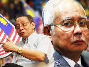 Najib as BNBBC Chairman in Parliament has presented all Malaysians with a moral crisis
