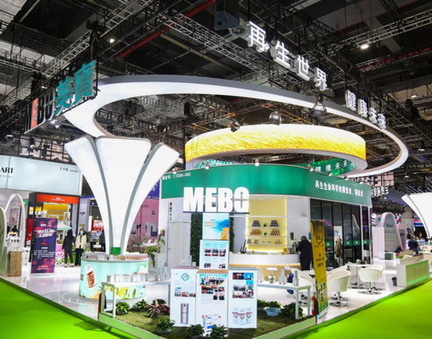 MEBO International Attended CIIE for the Third Time