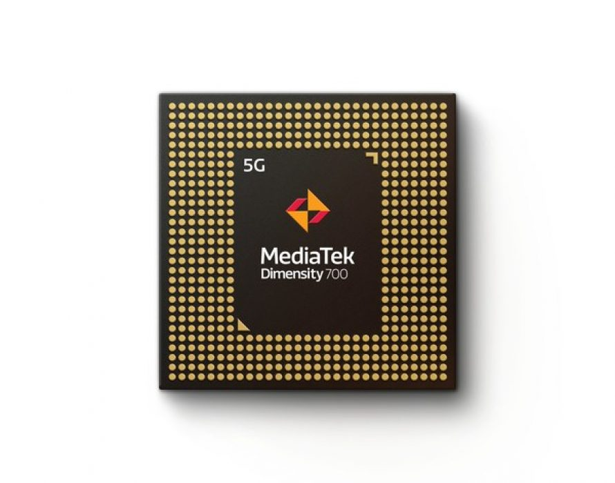 MediaTek Unveils Its Newest 5G Chipset, Dimensity 700, For Mass Market 5G Smartphones