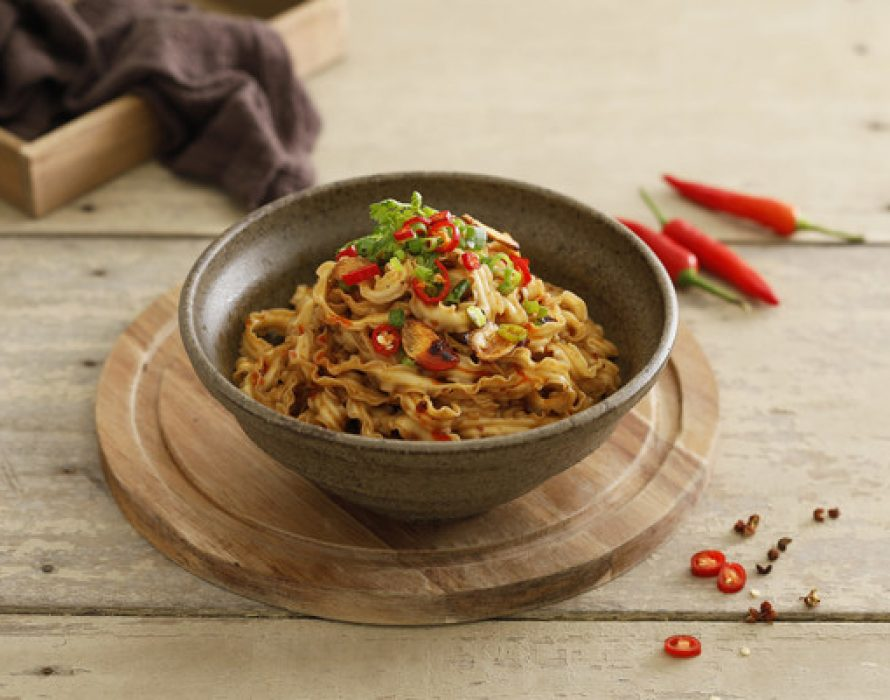 Mom's Dry Noodle Gives New Flavor to America's Taste for Taiwanese Food