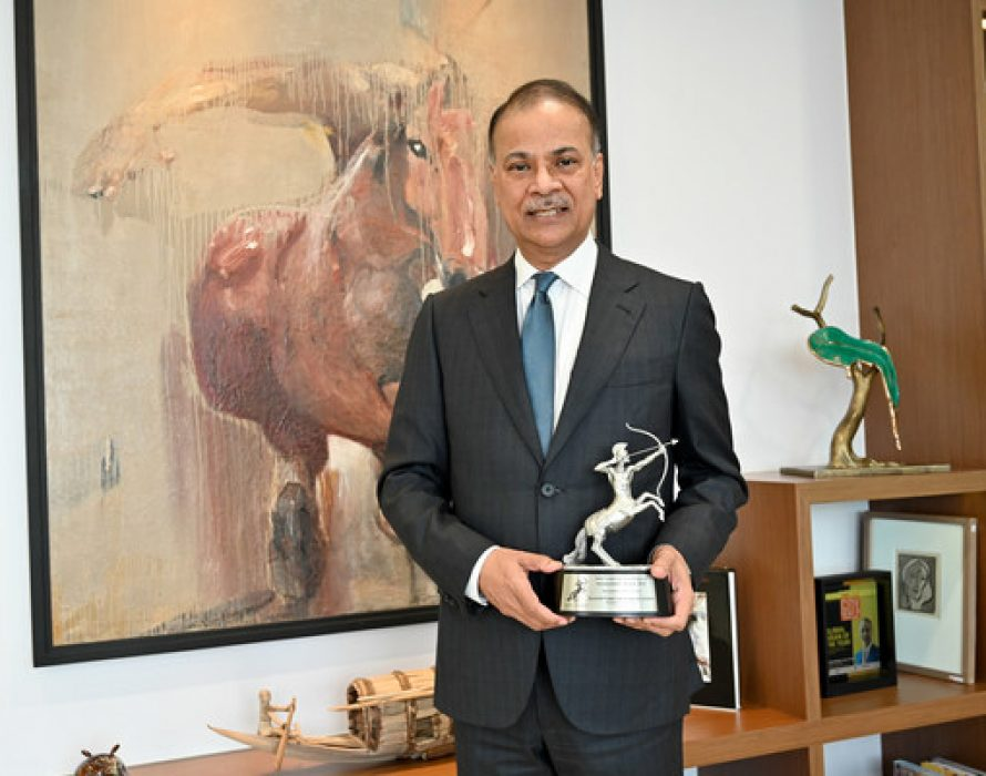 Muhammed Aziz Khan recognized as Asia's Outstanding Leader at ACES Awards 2020