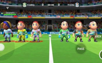 New football simulator Football for Friendship World to be released on World Football Day
