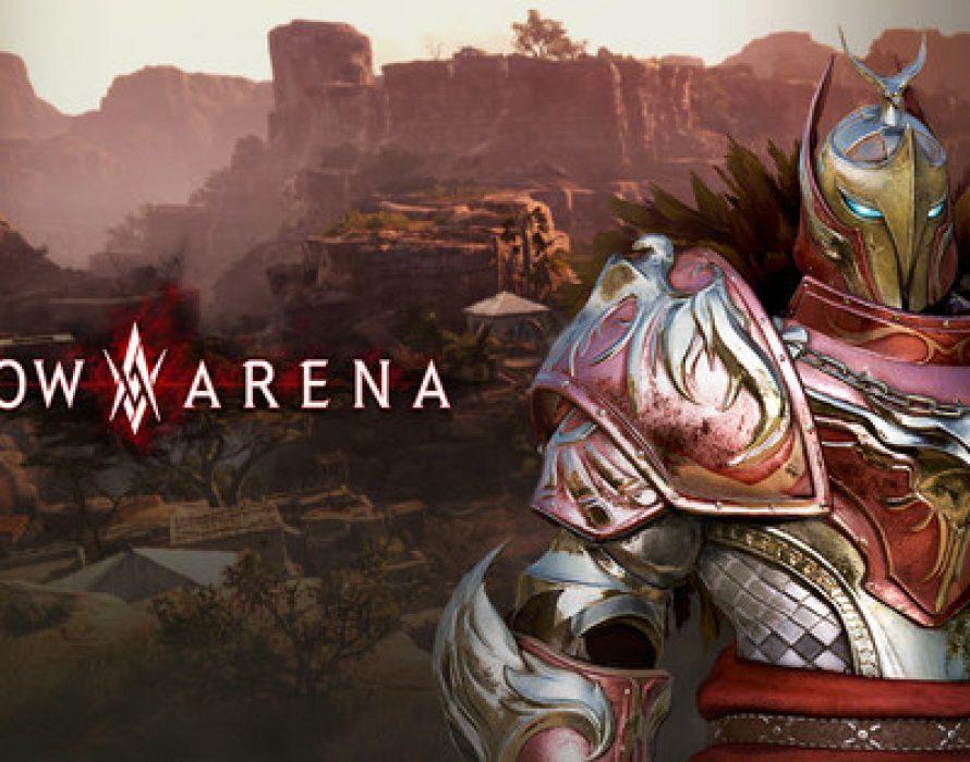 New Hero Tantu Arrives in Shadow Arena