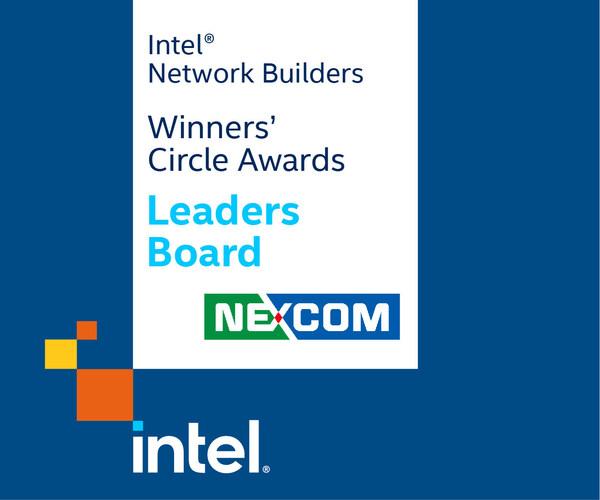 NEXCOM Named to Intel Network Builders Winners' Circle Awards