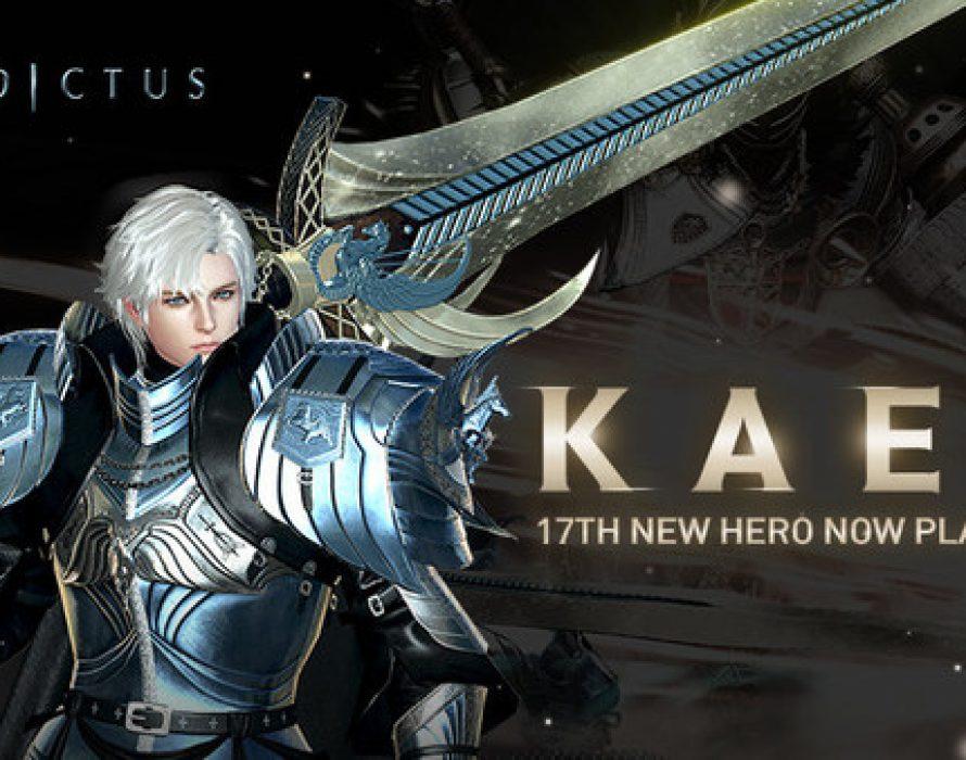 Nexon announces update for Kael, Vindictus' 17th Hero
