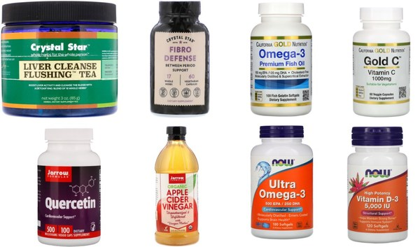 nutrition health series: Crystal Star, California Gold Nutrition, Jarrow Formulas, Now Foods