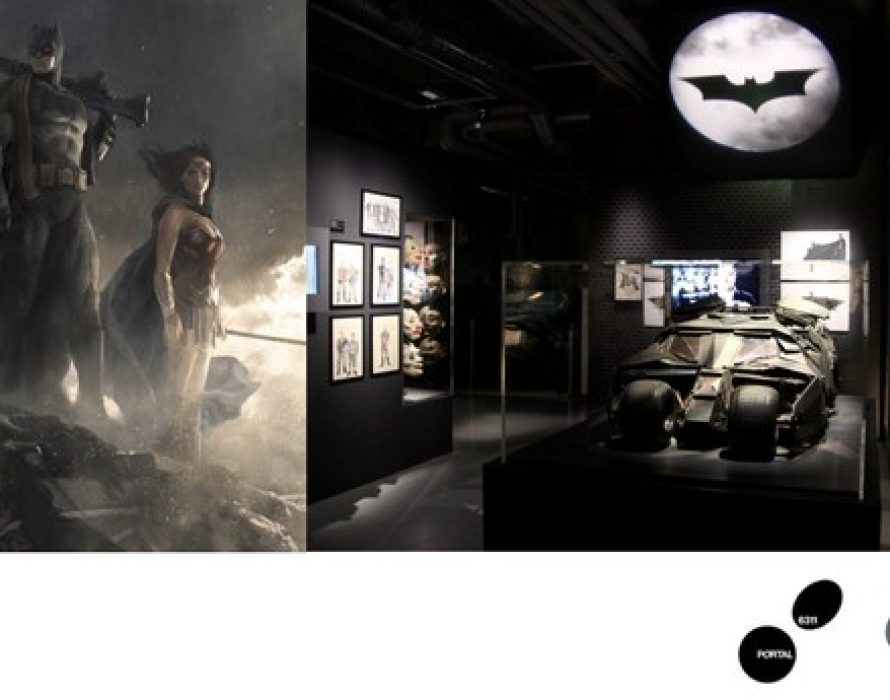 PORTAL 6311 & Caravan Presents the Premiere of The Art of DC – The Dawn of Super Heroes