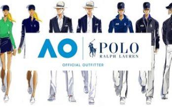 Ralph Lauren Named as Official Outfitter of the Australian Open