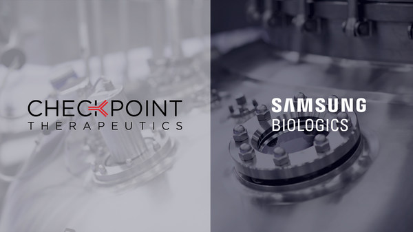 Samsung Biologics and Checkpoint Therapeutics Expand Manufacturing Partnership for Cosibelimab