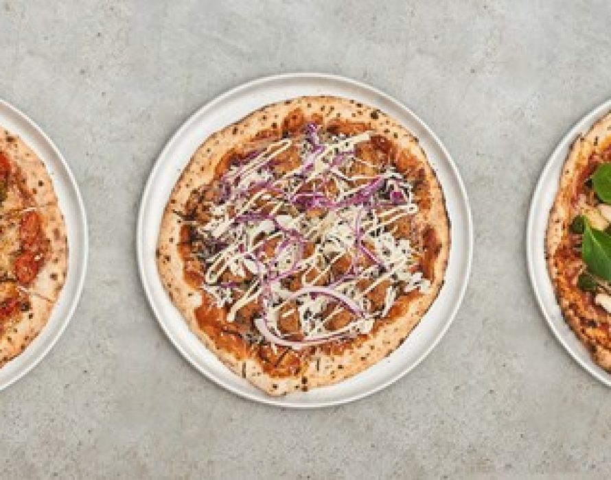 Singapore's First Fully Vegan Pizza Concept Is Here And Delivered Right To Doorstep