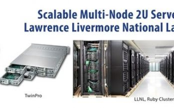 Supermicro Scalable Liquid-Cooled Supercomputing Cluster Deployed at Lawrence Livermore National Laboratory for COVID-19 Research