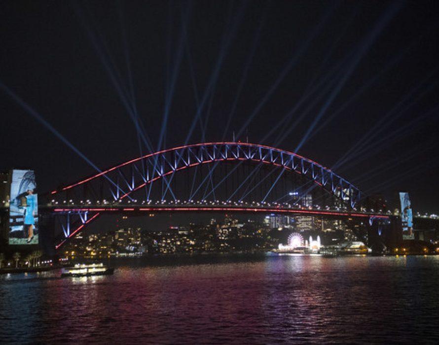 Sydney puts on a show for Qantas Centenary