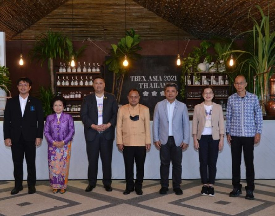 TCEB's Respect for Local Identities Brings TBEX Asia 2021 to Phuket
