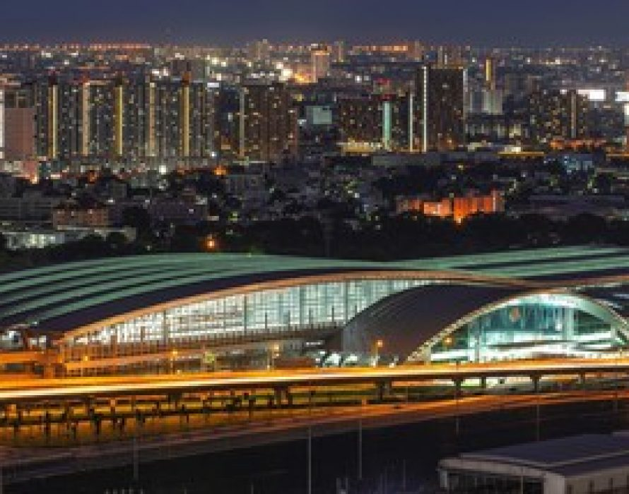 Thailand Puts Forward the Next Great Leap: The Largest Railway Station in Southeast Asia