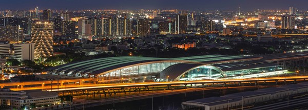 Bangsue Grand Station Thailand's next mega infrastructure project is set to be the largest railway station in Southeast Asia.
