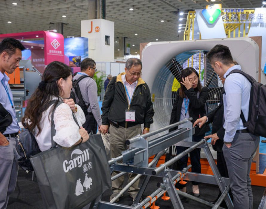 The Asia Agri-Tech Expo & Forum will be making a grand debut at Taipei Nangang Exhibition Centre's Hall 1, on the 5th of November