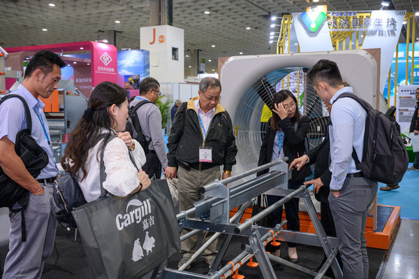 The hybrid events will showcase a big variety of products and technologies.