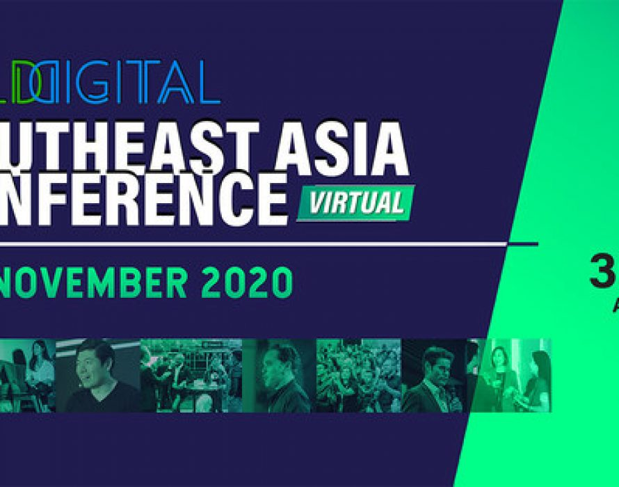 THE REGION'S PREMIER DIGITAL CONFERENCE IS GOING FULL-VIRTUAL!