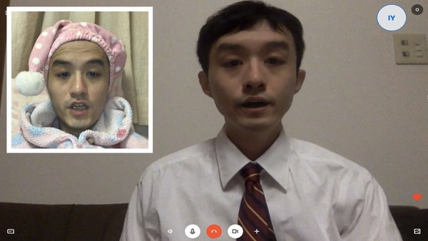 Users can appear on Zoom calls in a suit while actually wearing pajamas.