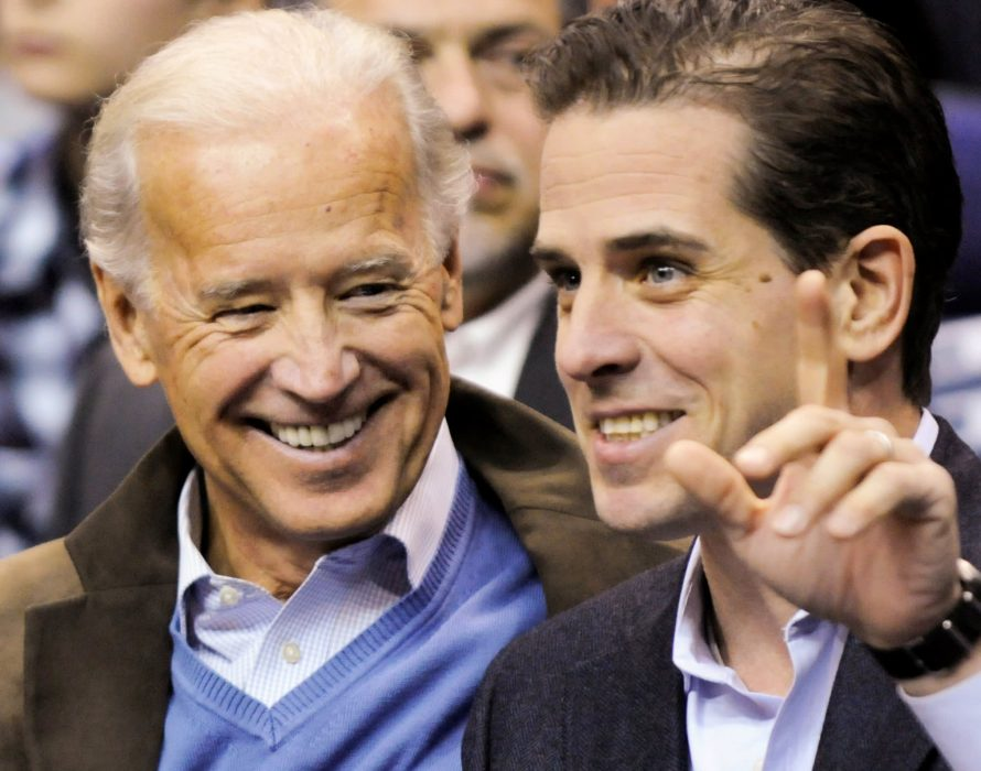 Joe Biden's son Hunter says he is under tax probe