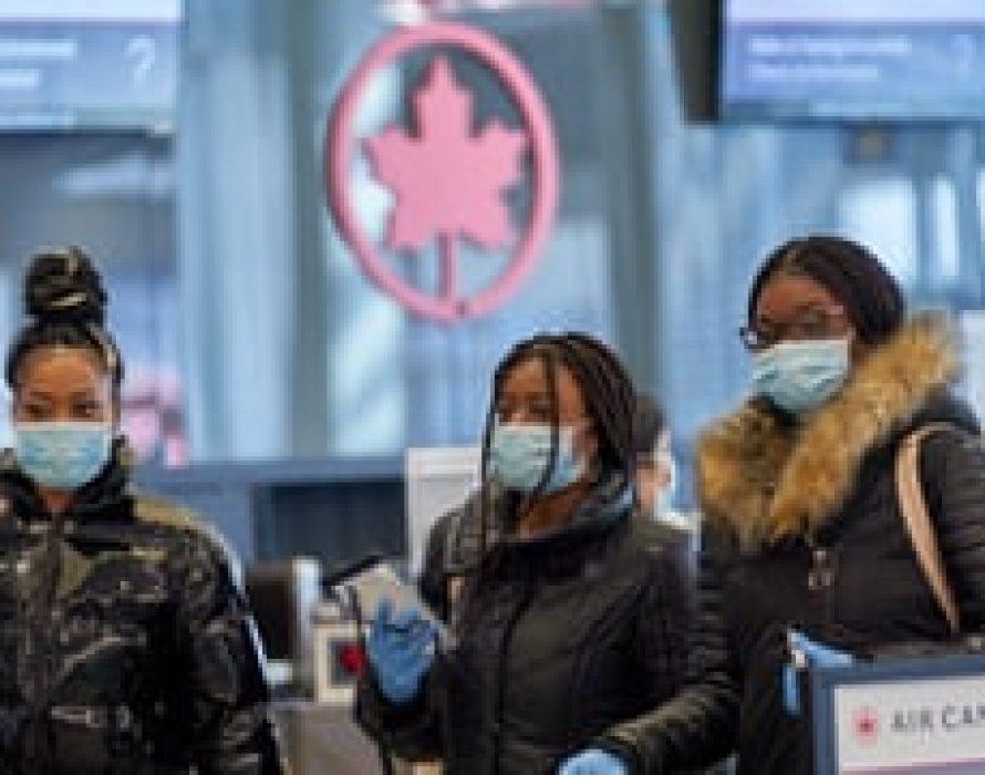 Canada to halt passenger flights from Britain to contain coronavirus