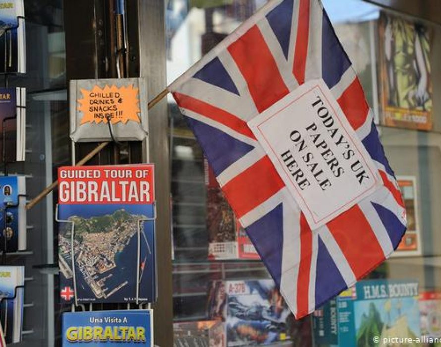 Spain warns of 'hard Brexit' possibility in Gibraltar