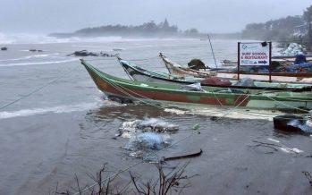 Cyclone Burevi slams into eastern Sri Lanka