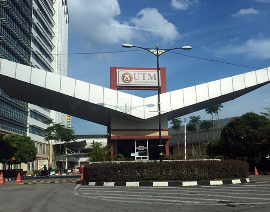 UTM receives RM1 mln contribution from Johor Port