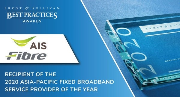 . Its fixed broadband segment grew by 29% YoY and subscriber base by 42.1%, making it one of the few companies in Asia-Pacific that achieved double-digit growth in both the fixed broadband revenue and subscriber base.