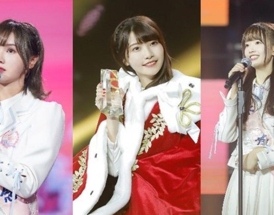 AKB48 Team SH 1st Idol Carnival Was Successfully Held; Zeng SiChun, Liu Nian, Zhu Ling Scoop Top Prizes