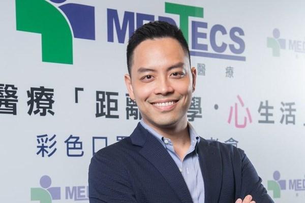 William Yang, CEO of Medtecs International Corp.