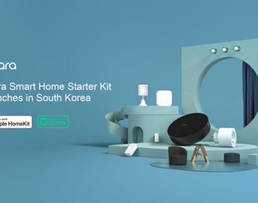 Aqara Smart Home Starter Kit Debuts in South Korea
